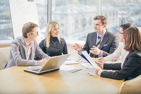 海外企業との交渉、での通訳